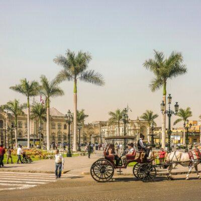 Plaza+Mayor+Lima