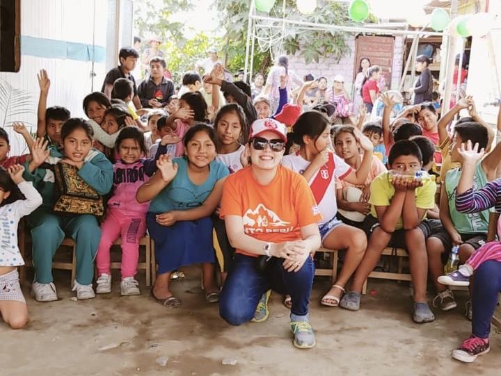 MAKING CHRISTMAS SPECIAL FOR PERUVIAN CHILDREN THROUGH INTO PERU TOURS