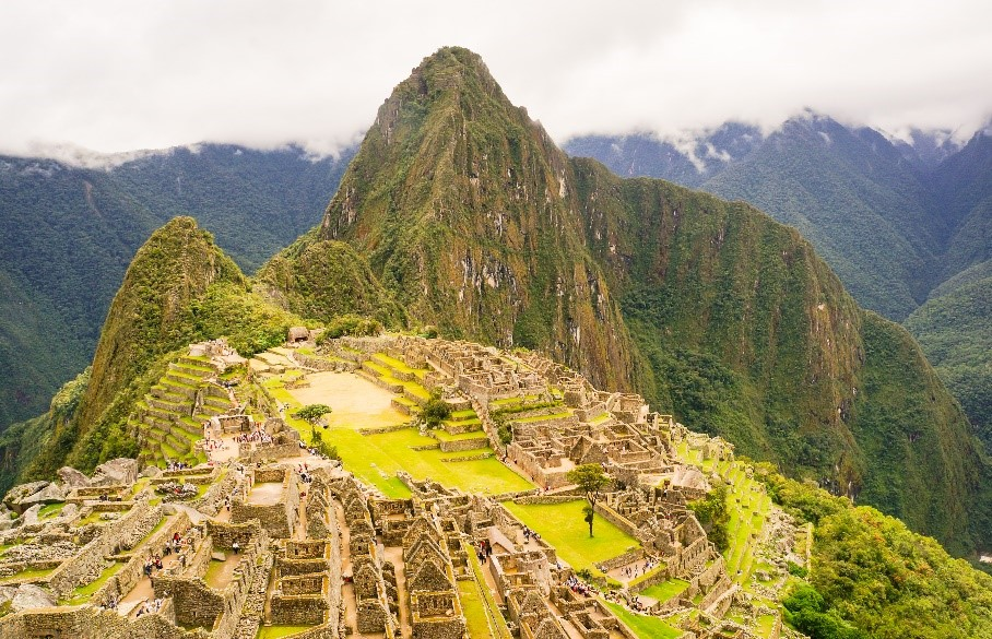 TRAVEL WITH US TO PERU: THE INCREDIBLE LAND OF THE INCAS